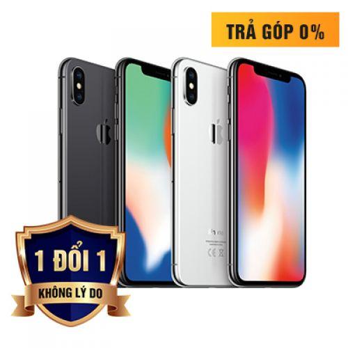 Iphone X quốc tế 64GB - Hàng 99%
