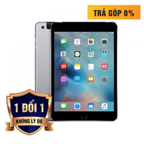 Ipad Mini 3 Wifi 4G Gray 64GB - Hàng 99%