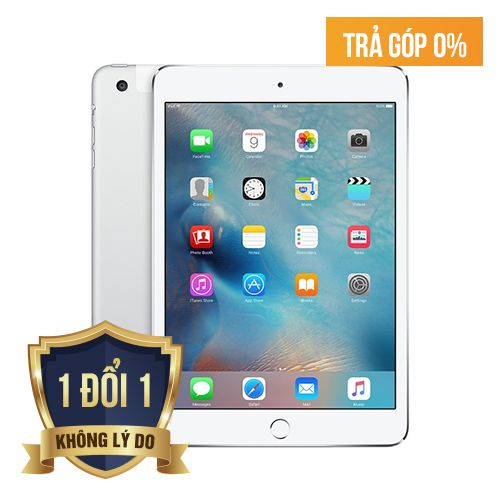 Ipad Mini 3 Wifi 4G 16GB - Hàng 99%