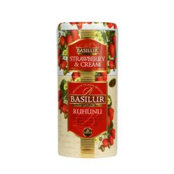 Basilur Strawberry & cream S100g