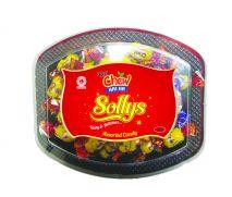 Kẹo hộp Chew Sollys 200g