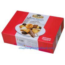 Bánh hộp Lusso