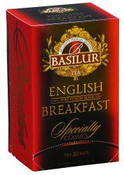 Trà Basilur English Breakfast 40g EN