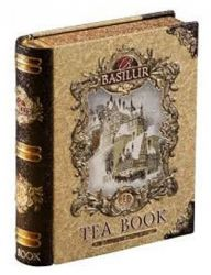 Trà Basilur Tea book Gold II S100g