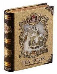 Trà Basilur Tea book Gold II S100g