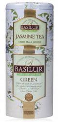 Trà Basilur Jasmine S125g