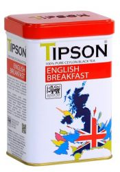 Trà Tipson English Breakfast 85g
