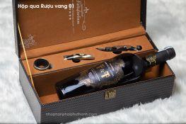 Hộp quà rượu vang 01