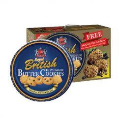 Bánh British 681g (hộp quà tặng)