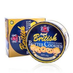 Bánh British 454g
