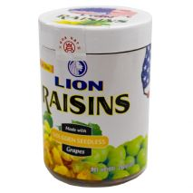 Nho khô Lion Raisins 390g
