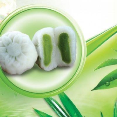 Bánh dẻo Đậu xanh lá dứa 150g