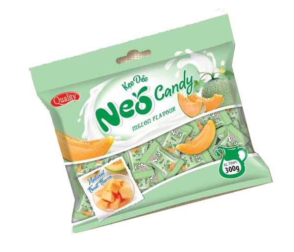 Túi kẹo dẻo NEO Dưa mật 300g