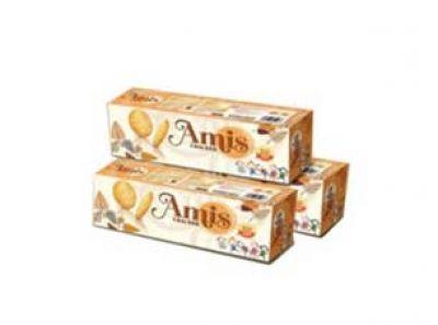 Hộp bánh Cracker Amis 150g