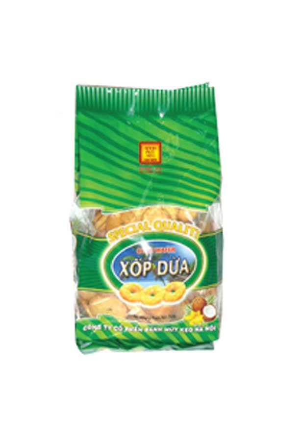 Túi bánh Xốp dừa 360g