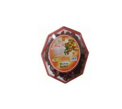 Mứt Hibicus hộp nhựa tròn 100g