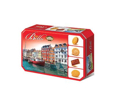 Hộp bánh quy Bello - 300g