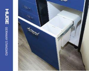 Thùng rác 2 ngăn cánh mở tủ 300/350 H-RD300/350