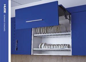Giá bát đĩa cố định 2 tầng inox 304 H-BD1680