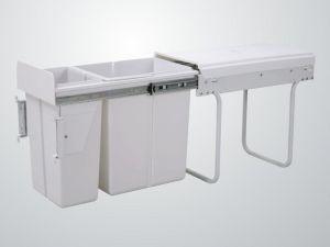 Thùng rác 2 ngăn gắn cánh (H-RD350C)