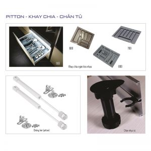 Khay chia ngăn kéo nhựa (H-KCN700)