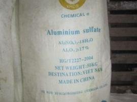 Aluminiun sulfate (Phèn)