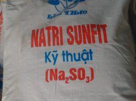 Natri Sunfit Na2SO3 Lâm Thao
