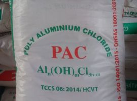Poly aluminum chloride – PAC