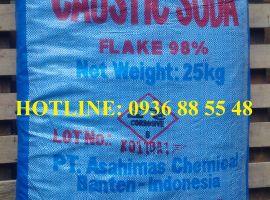 NaOH 98% indonesia ( xút 98% indonesia )