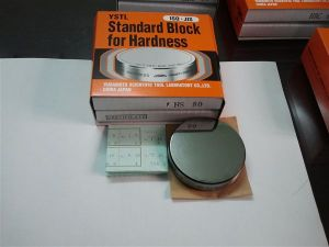 Mẫu chuẩn độ cứng / Hardness Refereace Test Block