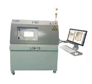Standard X-ray detection equipment
