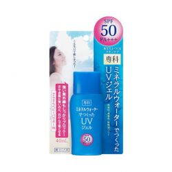 Kem chống nắng Shiseido Mineral Water Senka SPF 50+/PA+++