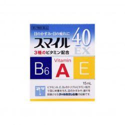NƯỚC NHỎ MẮT SMILE - 40EX