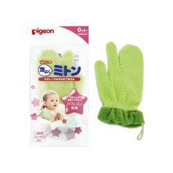 Găng tay tắm cho bé Pigeon