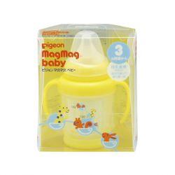 Bình uống nước Magmag của PIGEON từ 3 tháng tuổi