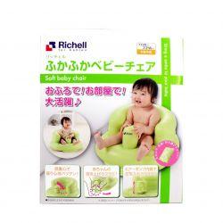 Ghế tập ngồi cho bé RICHELL - xanh lá