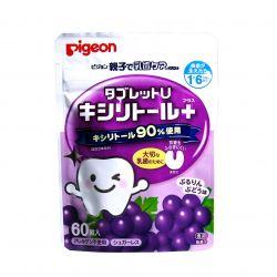 Kẹo chống sâu răng vị nho Pigeon