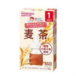 Trà lúa mạch cho bé hộp 10 gói Wakodo