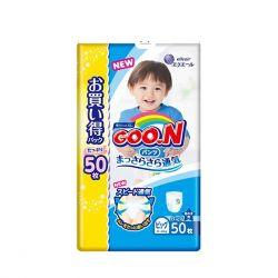 Bỉm Goon XL50 dạng quần cho bé trai