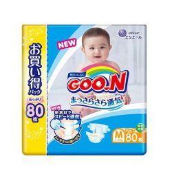Bỉm Goon M80 dạng dán