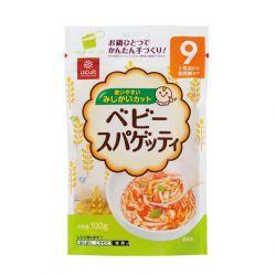Mì spaghetti nhật Hakubaku cho bé 9 tháng tuổi