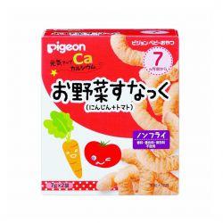 Bánh ăn dặm Pigeon vị cà rốt cà chua 7 tháng