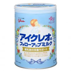 Sữa GLICO ICREO số 9 820gr Nhật Bản