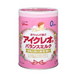 Sữa GLICO ICREO số 0 800gr Nhật Bản