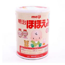 Sữa bột Meiji từ 0 đến 1 tuổi
