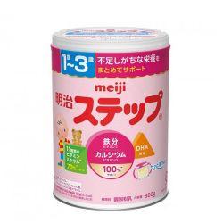 Sữa bột Meiji từ 1 đến 3 tuổi