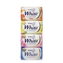 Bánh xà phòng Kao White 130gr Nhật Bản