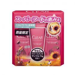 Bộ dầu gội Clear Nhật Bản (HỒNG)