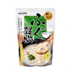 Cháo ăn liền gói Shimaya vị cá nóc Nhật Bản
