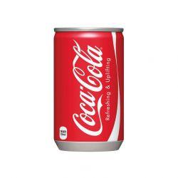 Nước ngọt có ga Cocacola Nhật Bản 160ml